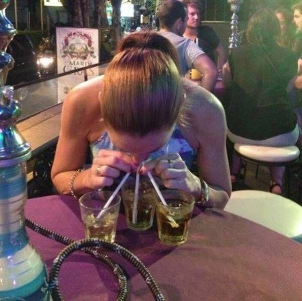 Пьяный юмор (29 фото)