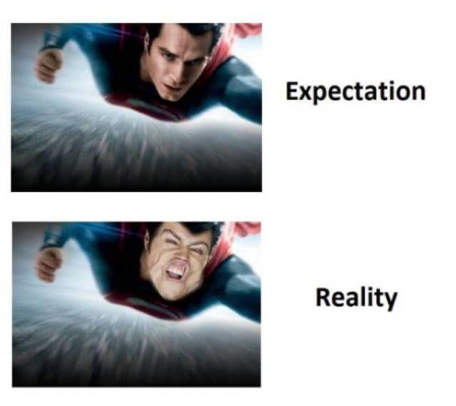 Ожидание и реальность (25 фото)