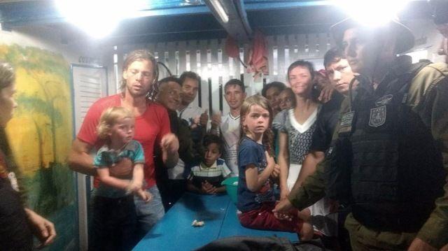 В бразильских джунглях нашли американскую семью, сбежавшую от пиратов (2 фото)