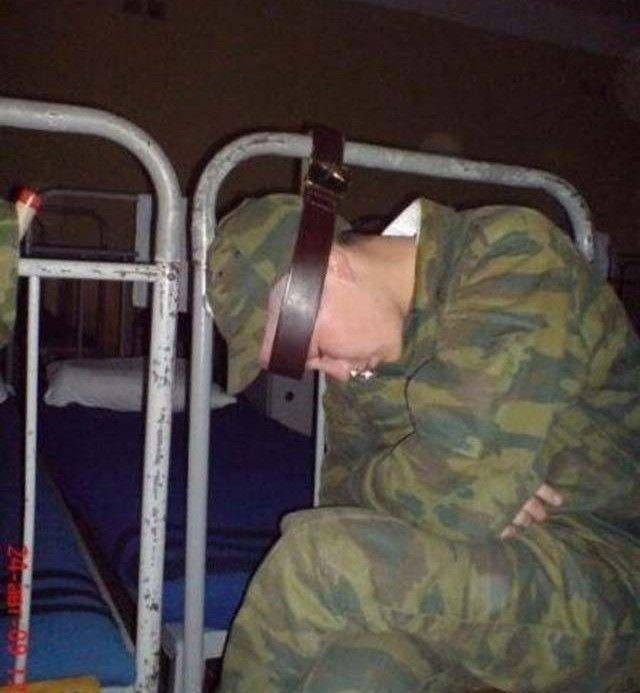 Армейские будни (25 фото)