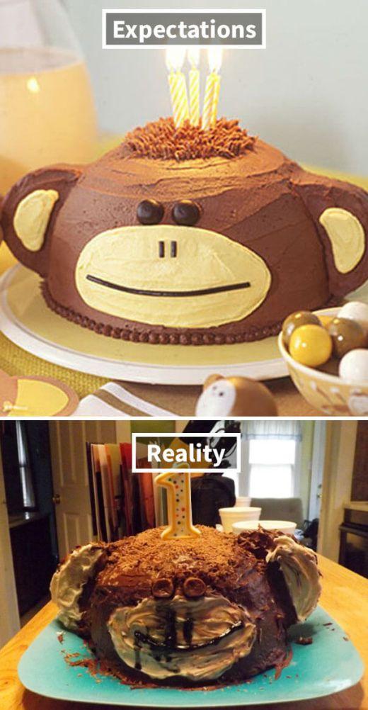Когда десерт не получился (18 фото)