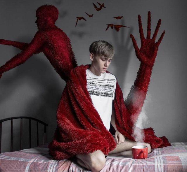 Темный сюрреализм от Андрея Тюрина (22 фото)