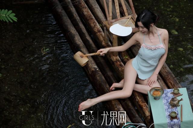 Любопытная фотосессия в сельской местности Китая (31 фото)
