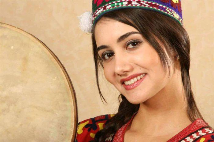 Таджикские красавицы (26 фото)