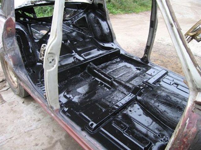 Восстановление легендарной «Волги» ГАЗ-21 (22 фото)
