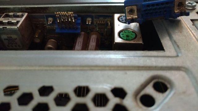 Просто отключили провода от системного блока (3 фото)