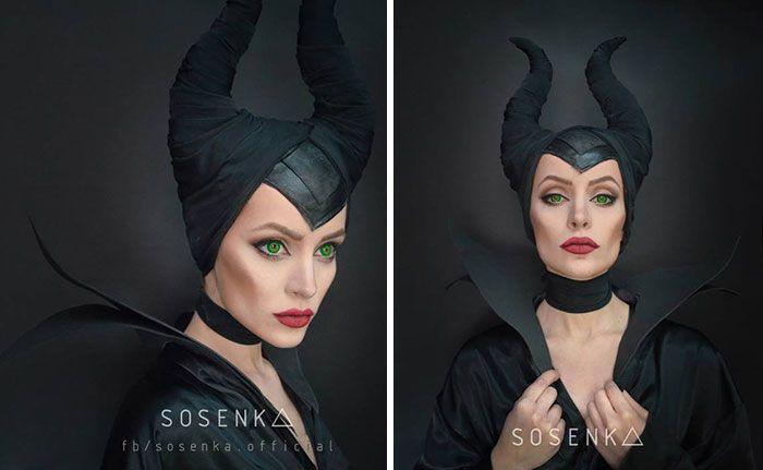 Польская косплеер-самоучка Юстина Сосновска, перевоплощающаяся в любого персонажа (20 фото)