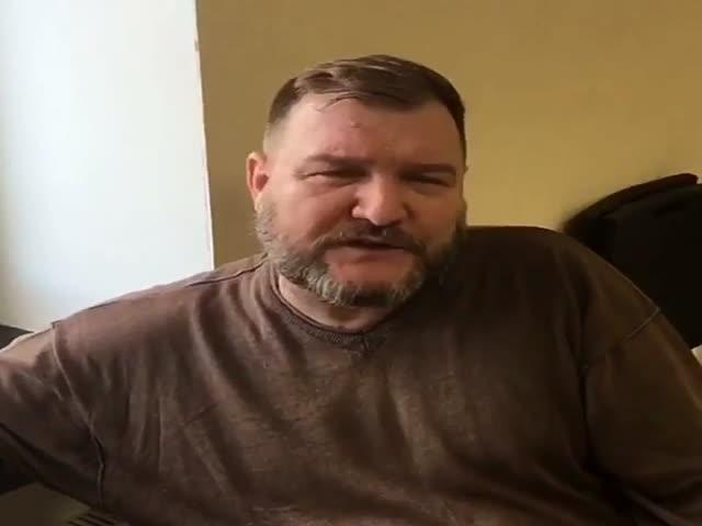 Актер Дмитрий Быковский записал обращение к Ксении Собчак