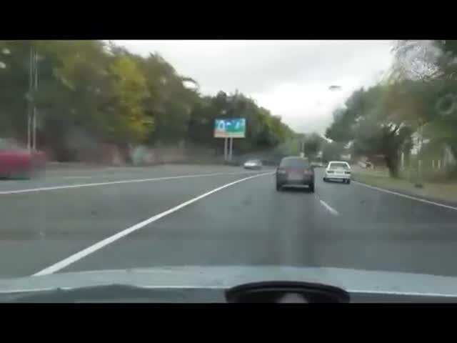 Погоня за нетрезвым водителем в Кисловодске