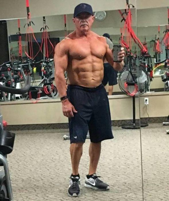 Возраст - не помеха для того чтобы быть в отличной форме (22 фото)