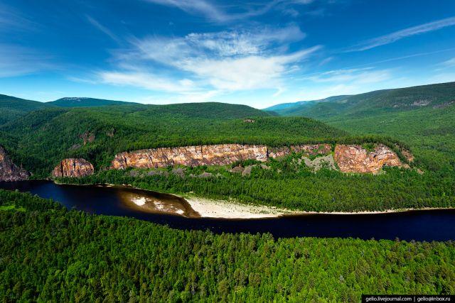 Тофалария - малоизвестный, но очень красивый регион в Иркутской области (61 фото)