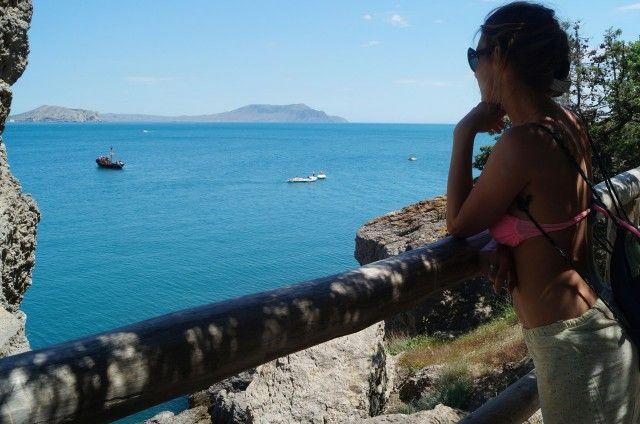 Девушки делятся фотографиями с отдыха в Крыму (32 фото)