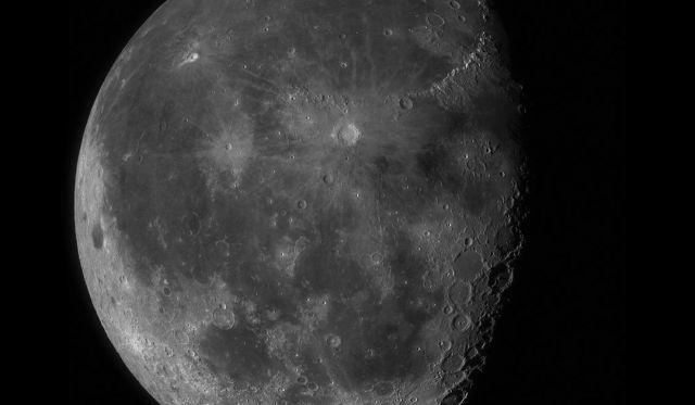 Агентство NASA представило высококачественное фото Луны (10 фото)