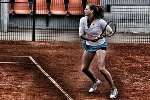 Белорусская теннисистка Арина Соболенко (15 фото)