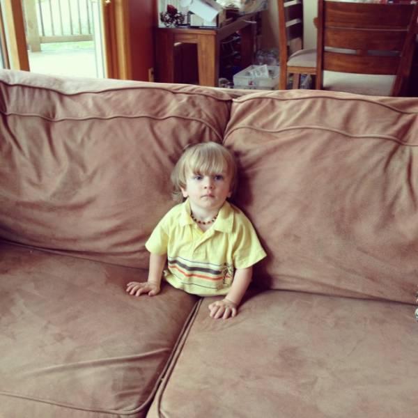 Забавные фото с детьми (17 фото)