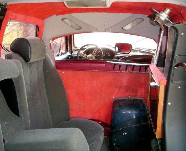 Самодельный лимузин на базе «Горбатого Запорожца» (5 фото)