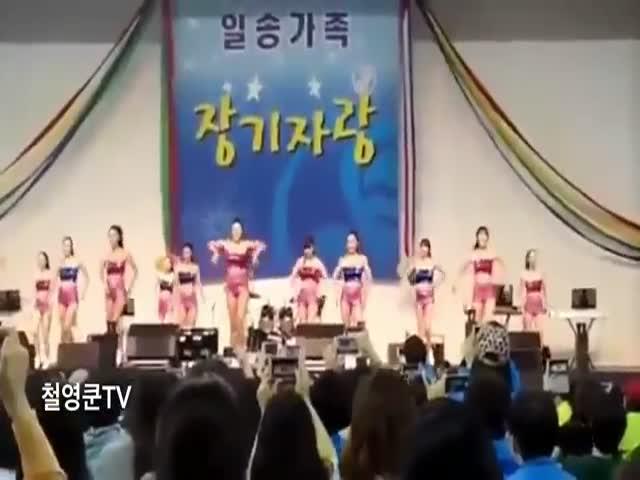 Эротический танец южнокорейских медсестер стал поводом для скандала