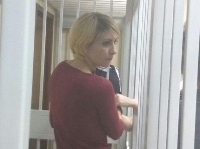 Ольга Алисова, виновница ДТП с «пьяным мальчиком», получила три года тюрьмы (3 фото)