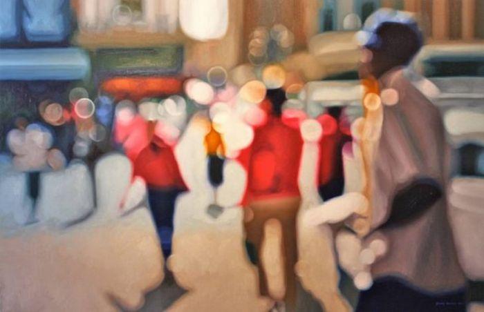 Прекрасные картины современных художников, пишущих маслом (22 фото)