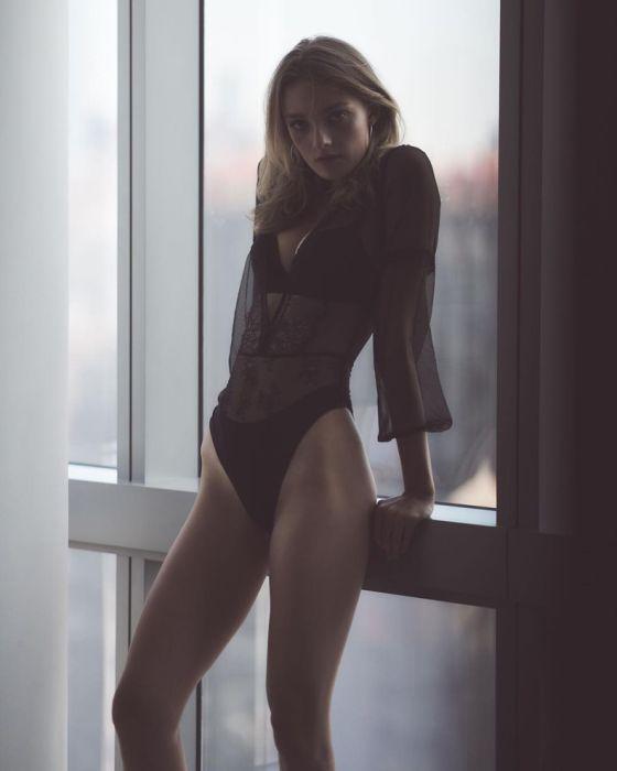 Модели-дебютантки модного показа Victoria's Secret 2017 (37 фото)