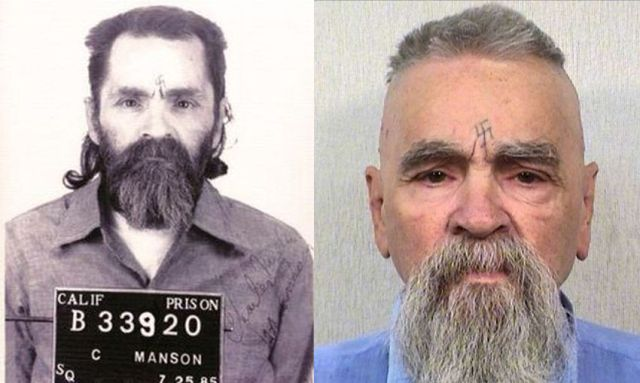 В американской тюрьме скончался серийный убийца Чарльз Мэнсон