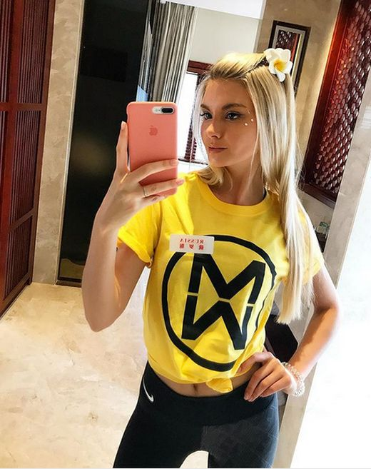 Очаровательная Полина Попова, представлявшая Россию на конкурсе «Мисс Мира-2017» (20 фото)