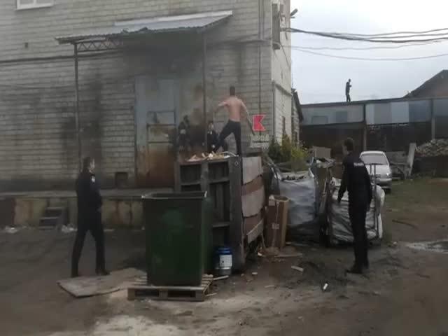 Полицейские задержали «краснодарского Ямакаси»