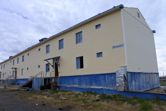 Янранай - ликвидированное село на Чукотке (22 фото)