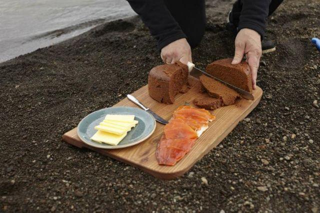 Традиционные блюда Исландии (13 фото)