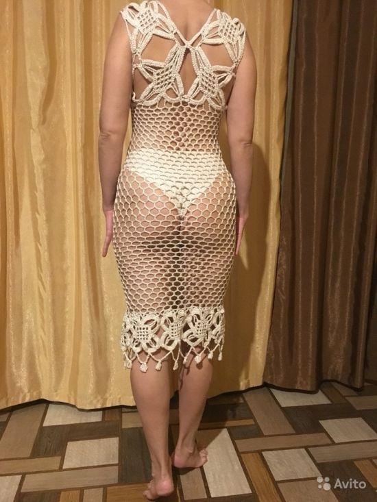 Продажа платья на сайте объявлений (4 фото)