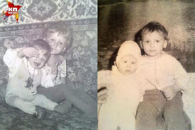 Воссоединение пары спустя 25 лет после разлуки (4 фото)
