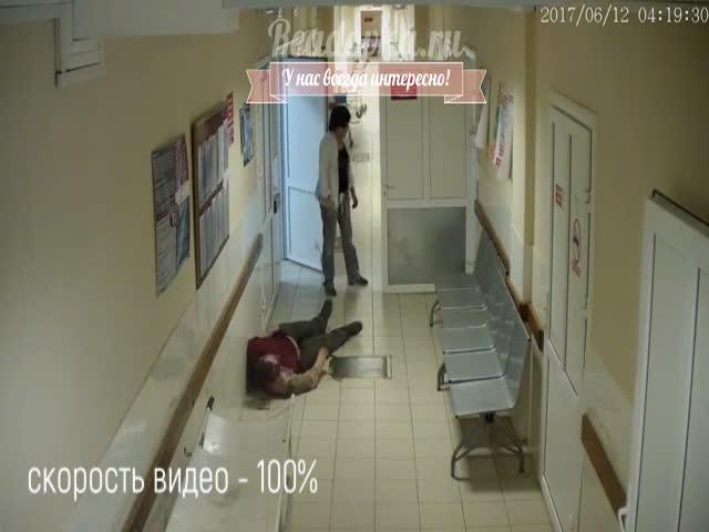 Безразличные смоленские медики не стали помогать пациенту