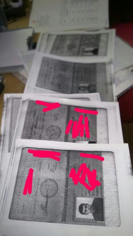 Росбанк выбросил документы с персональными данными сотрудников (4 фото)