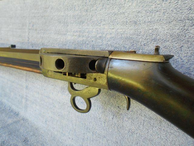 Необычные револьверы и винтовки Джона Кохрэйна (8 фото)