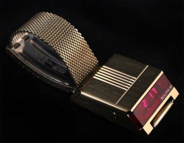 «Водительские часы» 70-х годов XX века (8 фото)