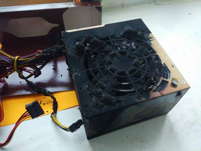 Последствия обрыва нулевого проводника (5 фото)