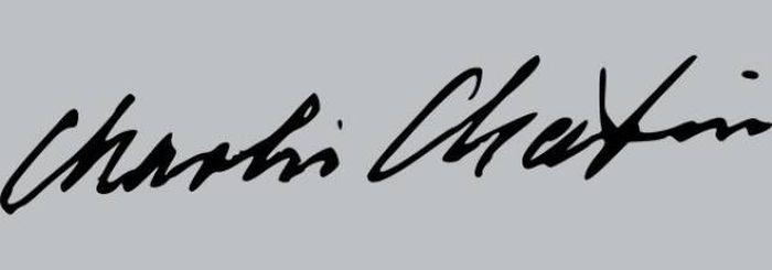 Подписи известных людей (22 фото)