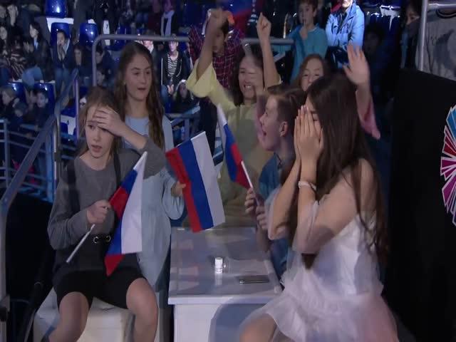 Россиянка Полина Богусевич выиграла «Детское Евровидение-2017»
