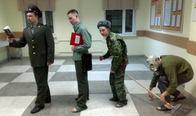 Армейский юмор (34 фото)