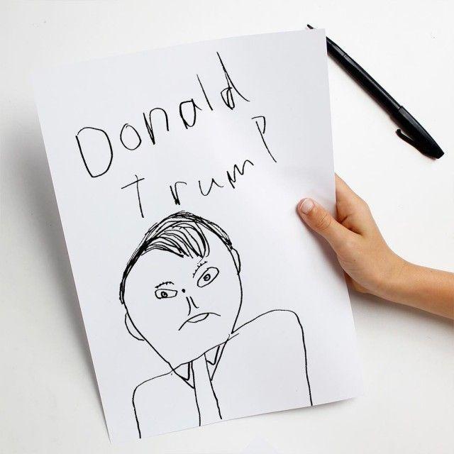 Отец претворяет в жизнь рисунки своих детей (39 фото)