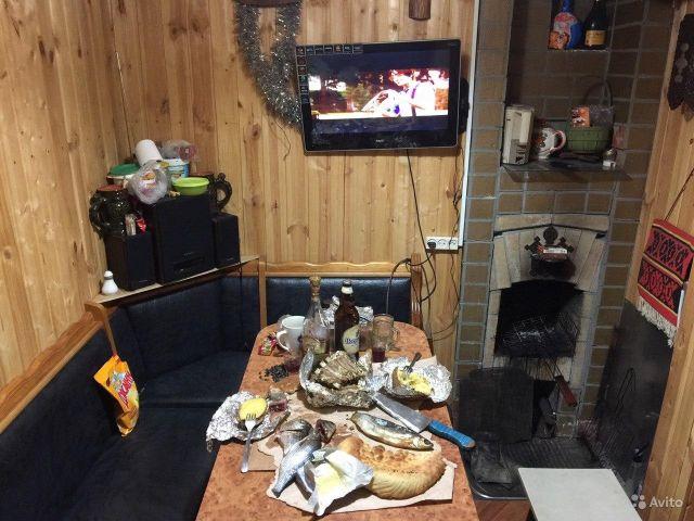 Уютный гараж в Новом Уренгое (3 фото)