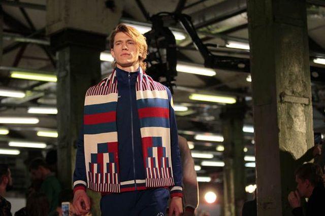 Компания Zasport презентовала новую форму олимпийской сборной России (11 фото + видео)