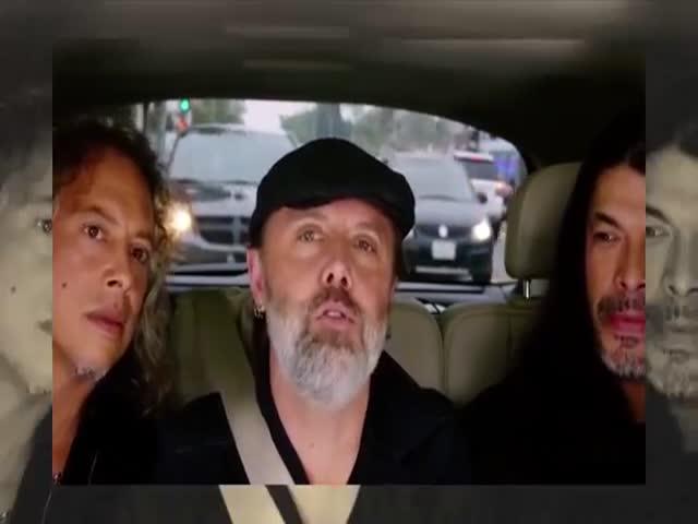 Metallica поест песню Рианны Diamonds