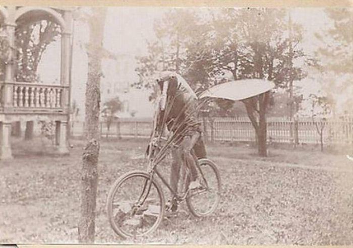 Странные фото из прошлого (27 фото)