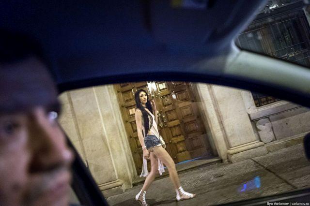 Уличные проститутки кубинского города Медельин (22 фото)