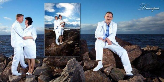 Свадебные приколы (34 фото)