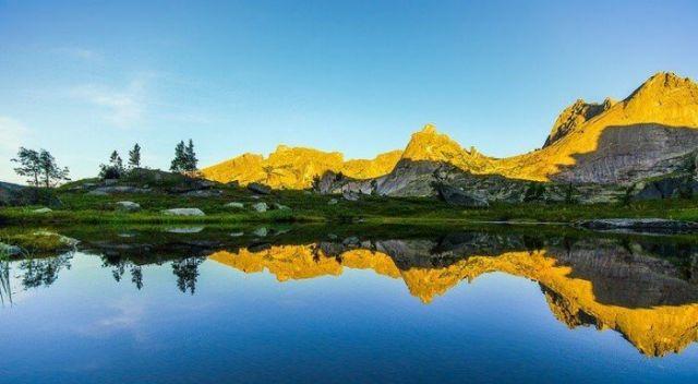 Сказочная красота нетронутой природы в парке «Ергаки» (40 фото)