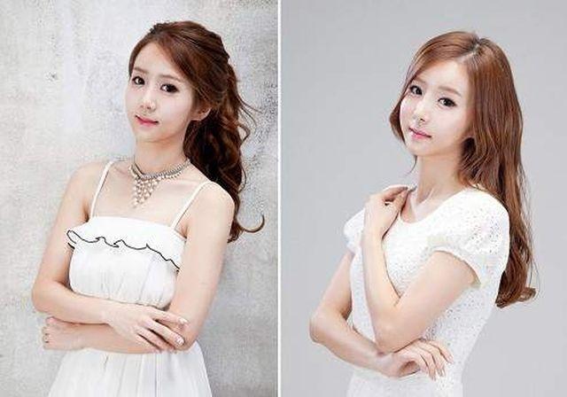 Чудесное преображение корейских близняшек (11 фото)