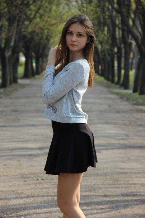 Милые девушки (49 фото)