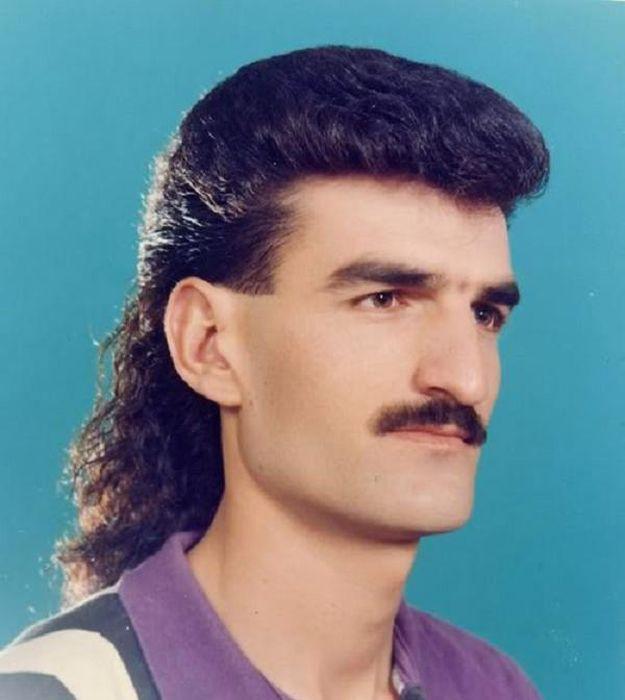 Модные мужские стрижки 80-х, которые некоторые носят до сих пор (20 фото)